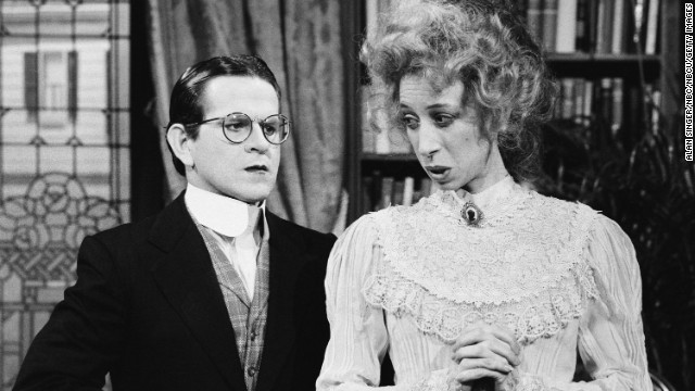 "Canadian actress Robin Duke followed up her gig on another late-night comedy sketch show, ""SCTV,"" with a spot on the show from 1981 to 1984."
