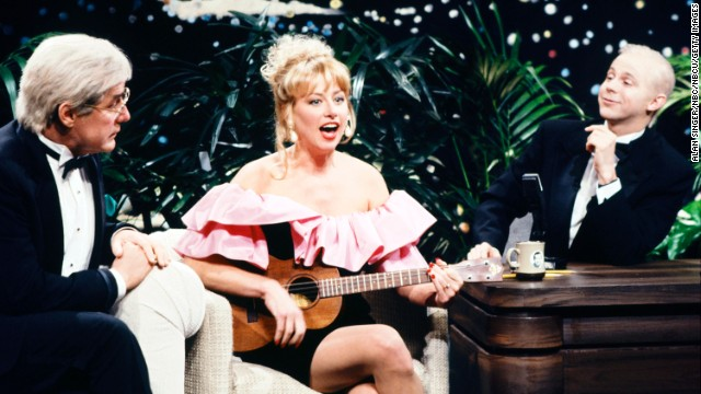 """Victoria Jackson appeared from 1986 to 1992. She is now known more for her political activism and has written the book """"Is My Bow Too Big? How I went from Saturday Night Live to the Tea Party."""""""