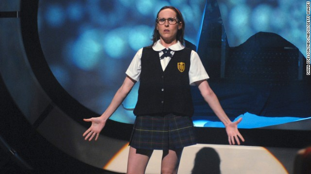 "Molly Shannon made the character of Mary Katherine Gallagher a cult hit during her time on the show from 1995 to 2001. That character was the subject of the feature film ""Superstar"" in 1999."