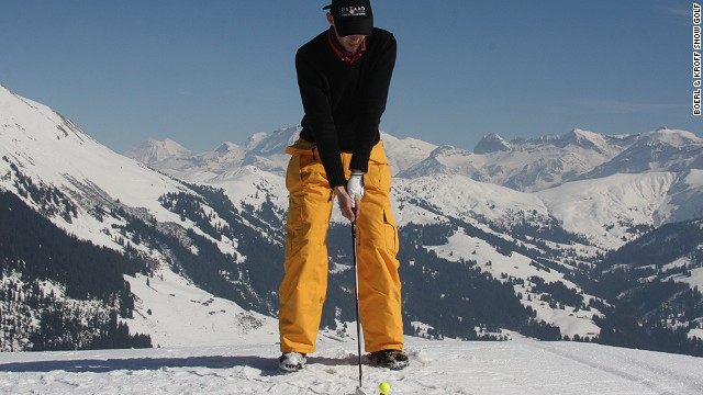 Other parts of the world remain perfect locations for snow golfers to swing into action. Gstaad in Switzerland will host its eighth <a href='http://snow-golf.ch/uk/' target='_blank'>Snow Golf tournament</a> in March.