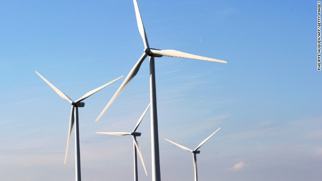 Whoosh! The search for viable renewable energy sources continues apace: the United States is set to join Europe in developing offshore wind power facilities this year -- with Massachusetts and Rhode Island battling to become the home of the country's first offshore windfarm.