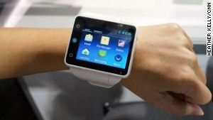 Wearable gadgets strive for mainstream