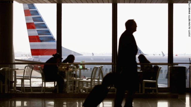 American Airlines and US Airways, which completed their merger in December, have started merging their mileage programs.