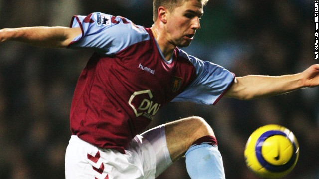 Hitzlsperger moved to England as an 18-year-old in August 2000, joining Aston Villa from Bayern Munich's youth set-up.