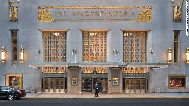 The iconic Waldorf Astoria is renowned for many things including its Art Deco motifs, Waldorf salad and plethora of celebrity guests. But what truly revolutionized the hospitality industry was its introduction of room service in the early 1930s.