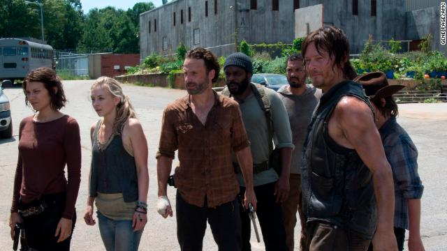 "When a show is set in the zombie apocalypse, no one is safe -- a truth ""The Walking Dead"" has shown time and time again, even with some of its main characters. Those ""OMG"" moments can be hard not to react to on social media, even by well-meaning folks not trying to spoil the fun for others."