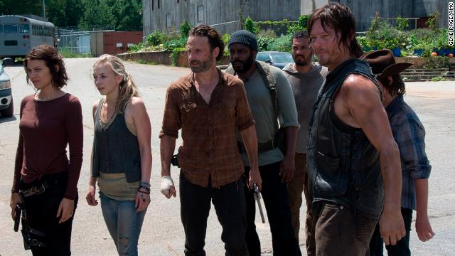 New 'Walking Dead' trailer, and more news to note