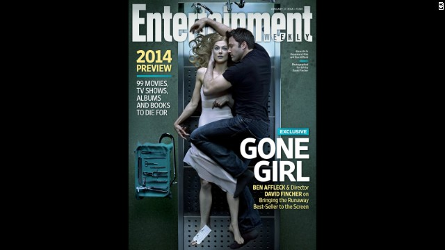 First look at David Fincher's 'Gone Girl,' and more news to note