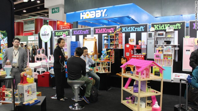 2,000 exhibitors from 39 countries took part this year, the most ever.