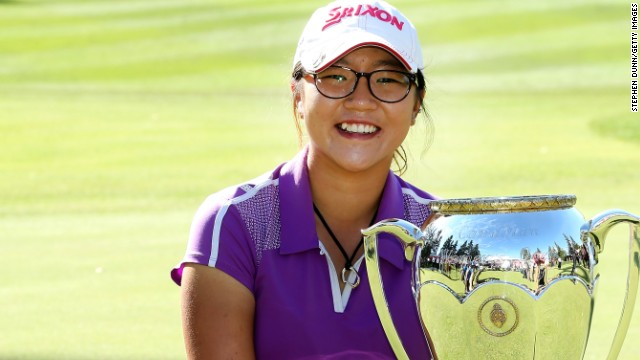 Ko returned to Canada in 2013 to repeat her ground breaking success of a year previously in the LPGA event.