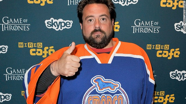 "On February 13, 2010, noted director Kevin Smith boarded a Southwest Airlines flight in Oakland bound for Burbank when he was asked to get off the plane because his weight and size were a ""safety concern."" Bad move. Smith went on a Twitter tirade and released 24 video statements about it on YouTube."