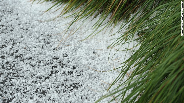 The heaviest hailstone was discovered during a hailstorm in Gopalganj, Bangladesh, on April 14, 1986, which killed 92 people.