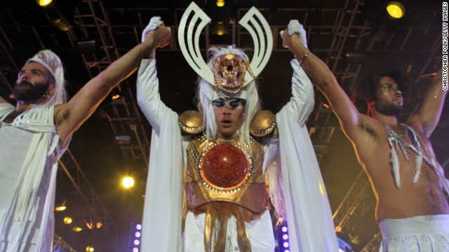 <strong>Empire of the Sun: Performing April 12 and </strong><strong>19</strong>