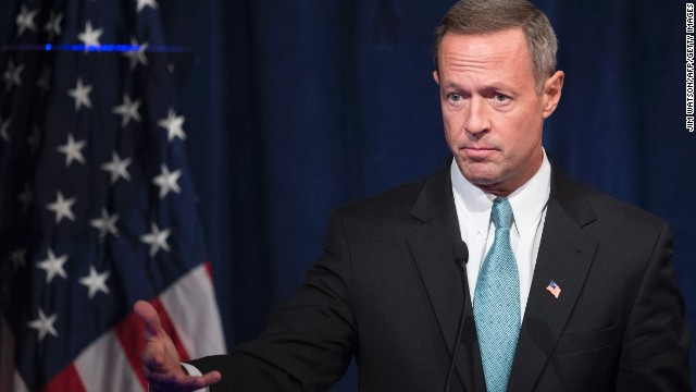 O'Malley preparing 'ground work' for potential 2016 run