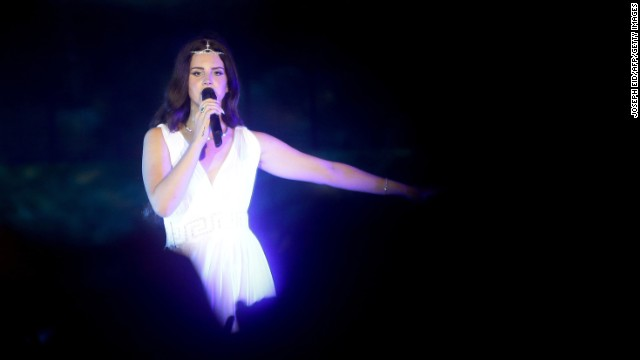 <strong>Lana Del Rey: Performing April 13 and</strong><strong> 20</strong>