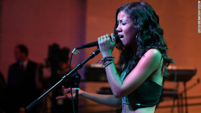 <strong>Jhené Aiko: Performing April 13 and 20</strong>