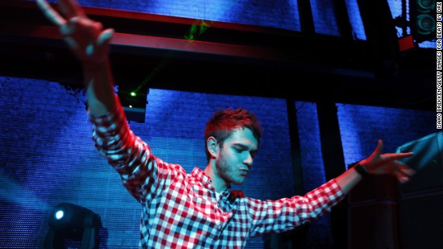 <strong>Zedd: Performing April 11 and 18</strong>