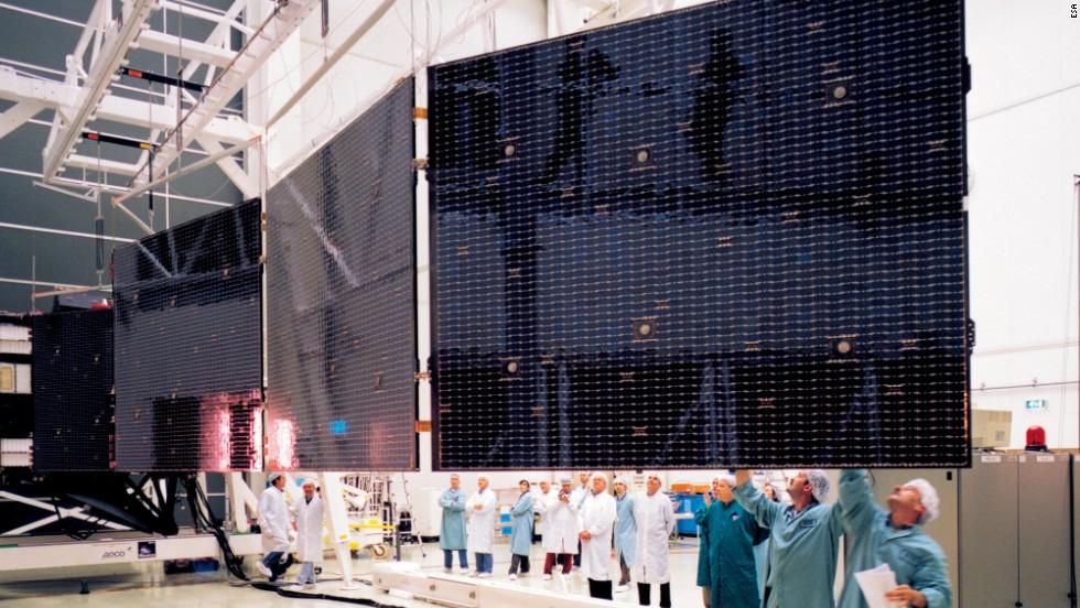 Rosetta: La nave que caza cometas