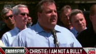 Crossfire: Is Christie a bully?