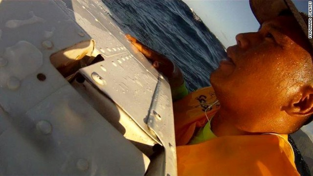 Puentes turned on his GoPro camera moments after the engine of the Makani Kai Air Cessna quit.