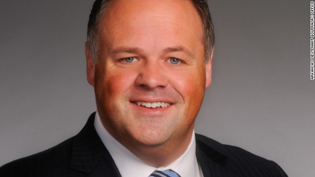 Arkansas lieutenant governor says he'll resign over ethics violations