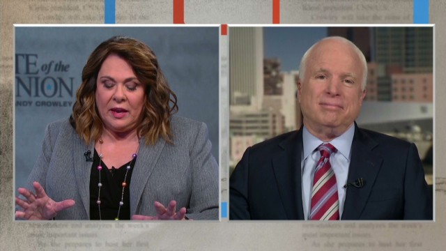 McCain: Send Petraeus back to Iraq
