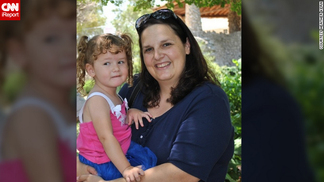 After giving birth to her daughter in 2008, <a href='http://ireport.cnn.com/docs/DOC-1074524'>Heather Kern's</a> life changed. She found out she had congenital heart disease and starting gaining weight because of her medications, overeating and inactivity.