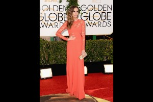 Globos de Oro 2014: Alfombra roja