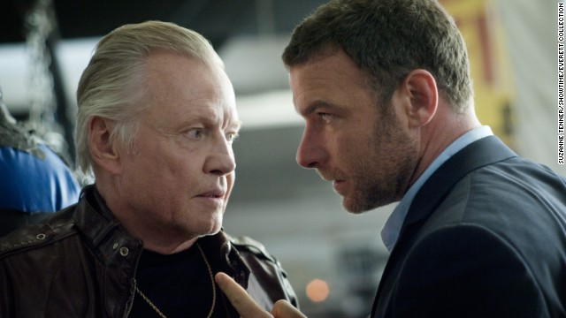 "Best supporting actor in a series, miniseries or TV movie: Jon Voight, ""Ray Donovan"""