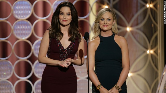 2014 Golden Globes: The show
