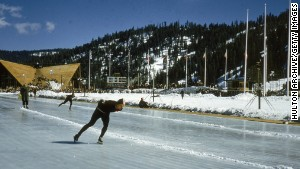 California\'s Squaw Valley hosted the 1960 Winter Olympic Games.