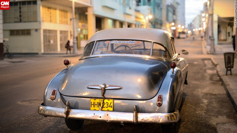Cuanto Duraran Los Autos Clasicos De Cuba Cnn
