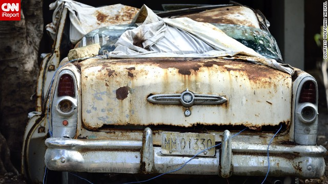 Recently, the Cuban government eased its restrictions on buying a car in the country, which means these old beauties may have a limited shelf life.