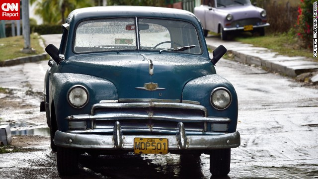That suggests the reported 60,000 old cars remaining from the 1950s may still have some life in them yet.