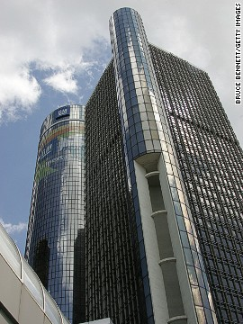 The 750-foot property beats the 727-foot Detroit Marriott at the Renaissance Center (pictured) for the title.