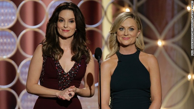 2014 Golden Globes: Biggest audience in a decade
