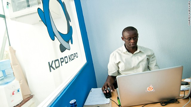 """With the Kenyan economy riding the M-Pesa wave, the key beneficiaries have been consumers using their phones to make payments. <a href='http://www.kopokopo.com/' target='_blank'>Kopo Kopo</a> aims to make merchants the next mobile payment-enabled segment of society."""