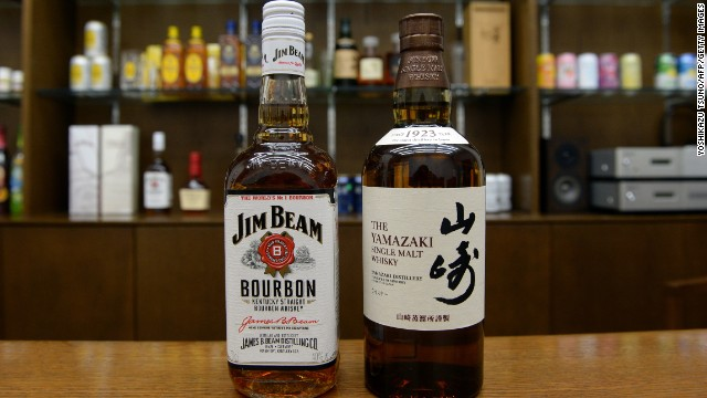 For relaxing times, Suntory buys Jim Beam for $16 billion