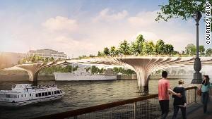 London approves $275 million Garden Bridge