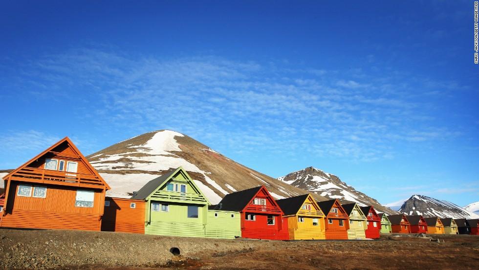 Longyearbyen, Noruega