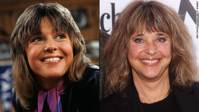 "Suzi Quatro wasn't just a rocker; she also appeared briefly on the show as Leather Tuscadero. While it was a blip on the ""Happy Days"" screen, it became a memorable one and had fans singing her tune ""Devil Gate Drive."""