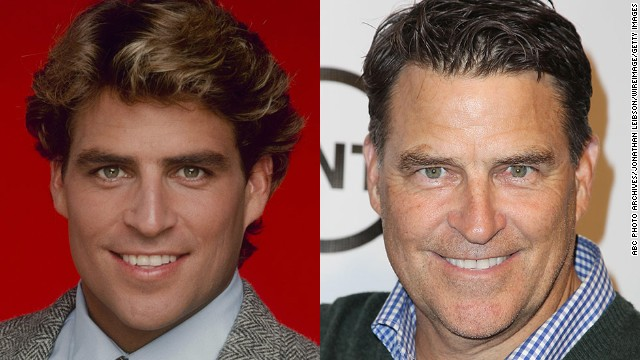 "Poor Ted McGinley. His arrival on ""Happy Days"" in 1980 has been by some heralded as contributing to the point at which the show ""jumped the shark"" (a phrase which originated on ""Happy Days."") He has continued to work in TV, portraying Jefferson D'Arcy on ""Married with Children"" and in other roles, and in 2013 appeared on ""Mad Men."""