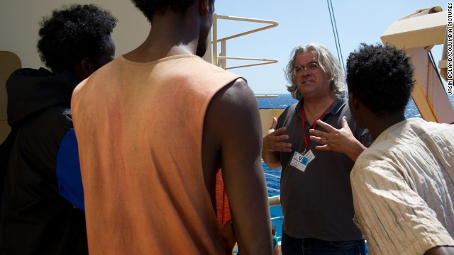 "Director Paul Greengrass (""Captain Phillips"") received a directing nomination for 2006's ""United 93."""