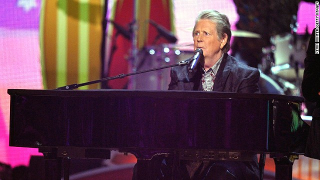 Brian Wilson, of the cult 1960s band The Beach Boys, suffered a mental breakdown at the height of his success with the group. He still occasionally hears voices inside his head, sometimes even when performing on stage.