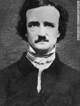 American poet Edgar Allan Poe wrote works of dark and tragic beauty, which reflected his lifelong battle with depression. He is rumored to have suffered from alcoholism, and his tortured characters seem to have resembled his own persona. The circumstances of his death remain mysterious - he was found in a delirious state on a Baltimore street.
