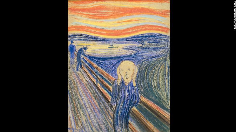 Atormentados y brillantes: artistas con problemas mentales