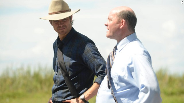 FX: 'Justified's' ending as 'Louie' returns