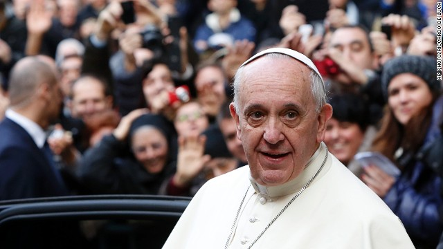 Obama to visit Pope Francis in March