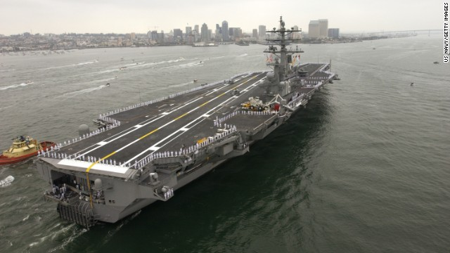 U.S. aircraft carrier classes
