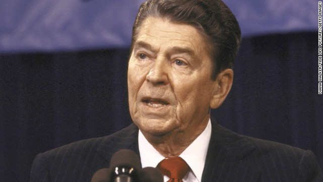 "President Ronald Reagan said ""mistakes were made"" over the Iran-Contra scandal that rocked his second-term administration. The phrase also was used by Reagan's vice president, George H.W. Bush, in discussing the scandal. Bush succeeded Reagan in the White House."